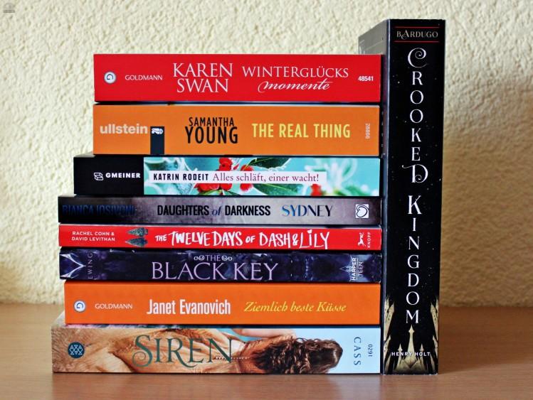 #Sonntagstanz 44 Neue Taschenbücher