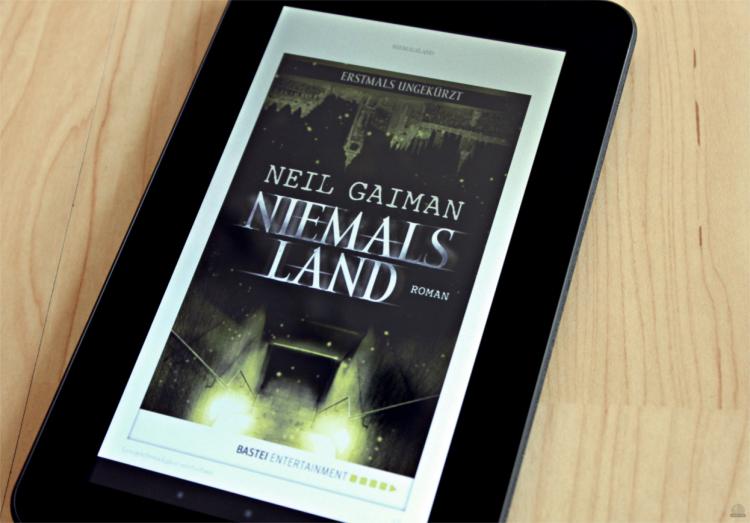 """Rezension zu """"Niemalsland"""" von Neil Gaiman"""