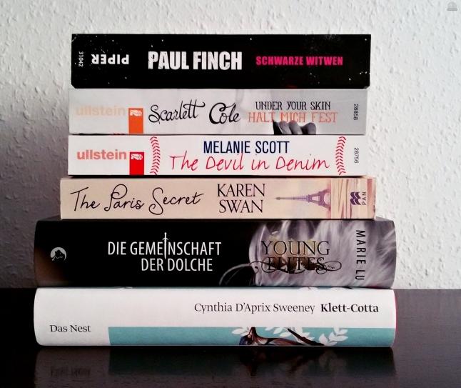 Sonntagstanz 46 neue Bücher