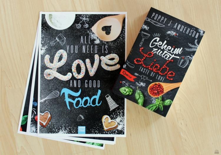 Love And Good Food - Taste of Love
