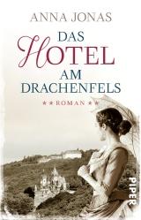 Anna Jonas Das Hotel am Drachenfels Cover Piper Verlag