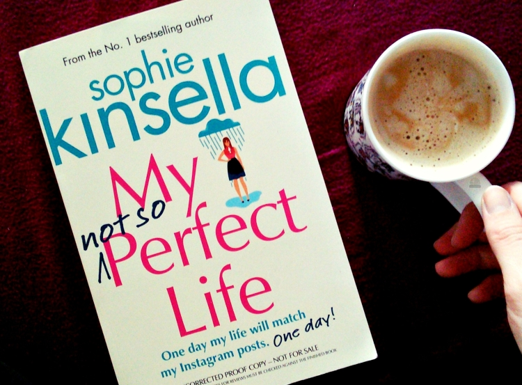 "Rezension zu ""My Not So Perfect Life"" von Sophie Kinsella, 2017"