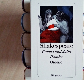 Shakespeare Romeo und Julia Hamlet Othello