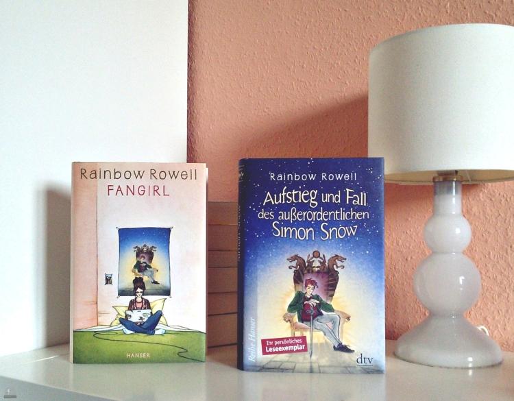Fangirl & Aufstieg und Fall des außerordentlichen Simon Snow