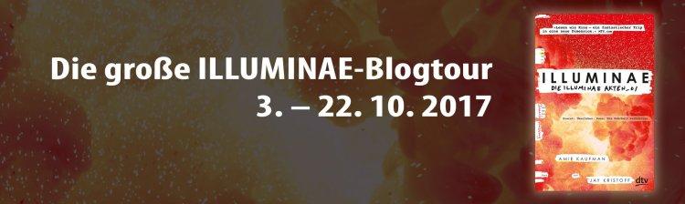 Illuminae Blogtour