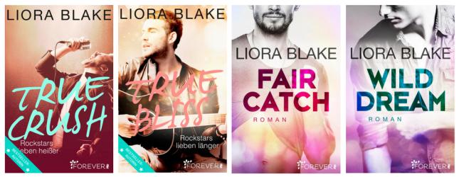 Liora Blake: True Crush, True Bliss, Fair Catch, Wild Dream