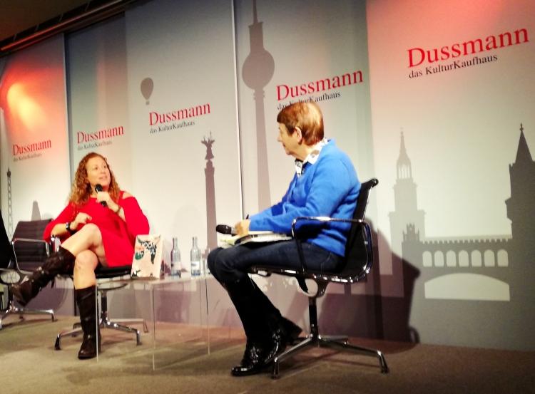 Lesung mit Jodi Picoult & Margarete von Schwarzkopf