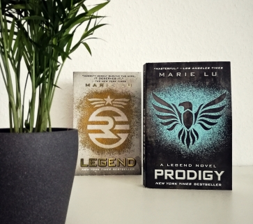 Legend & Prodigy - Marie Lu