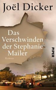 Cover Das Verschwinden der Stephanie Mailer